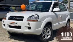 Tucson GLS 2.0 aut 2016 Baixo km! Multimídia! Troco e financio! Chama no zap!