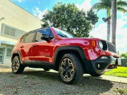 Título do anúncio: Jeep Renegade Trailhawk Impecável. Top de Linha - Único Dono, 2.0 16v Turbo Diesel 4x4