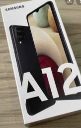 Vendo A12 novo na caixa