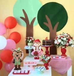 Mini decoração com doces