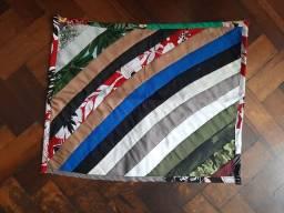 TAPETE de tecidos ótimos para cozinha banheiro decorativos