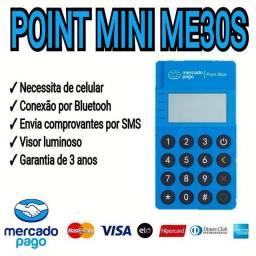 Maquiniha de cartão por aproximação NFC