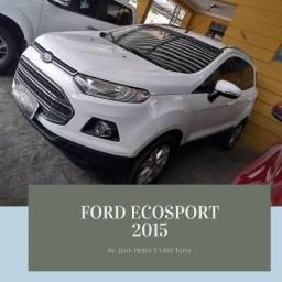 Ford Ecosport Titanium 1.6 2015
