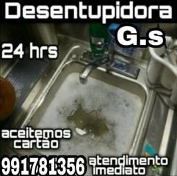 Título do anúncio: DESENTUPIDORA MEGA PROMOÇÃO DE SEGUNDA-FEIRA LIGUE AGORA