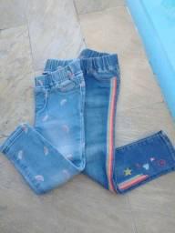 Calça jeans infantil GAP