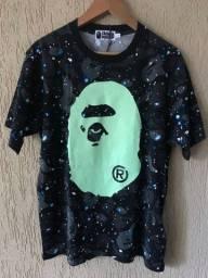 Camiseta Bape Glow in the Dark