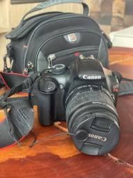 Câmera Cânon EOS Rebel T3