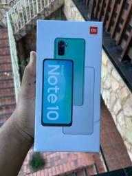 Xiaomi Note 10 64gb Lacrado!