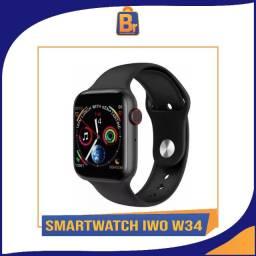 Título do anúncio: Smartwatch IWO W34 - Relógio Inteligente Bluetooth