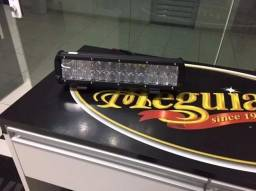 Barra De Led 30,5cm Off Road 4x4 12v/24v 5d