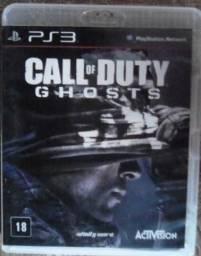 Call of Duty Ghosts + MetalGear Rising + Fifa 13 para PS3