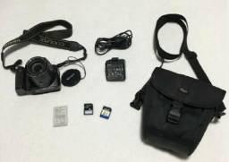 Câmera fotográfica Nikon Coolpix P500 12.1 Megapíxels