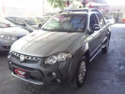 FIAT STRADA 2012/2013 1.8 MPI ADVENTURE LOCKER CD 16V FLEX 2P AUTOMATIZADO - 2013