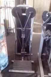 Máquina de elevação lateral