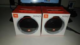 Caixa de Som Bluetooth - JBL Wind - Original - 3W RMS - MicroSD, Rádio FM, Microfone