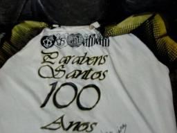 Camisa centenário doi santos f.c