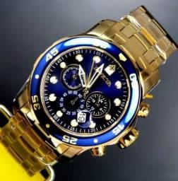 Relógio Invicta Pro Diver 0073 Original Dourado | Original na caixa | ler anuncio