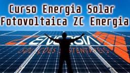 Curso Energia Solar Fotovoltaica ZC Energia