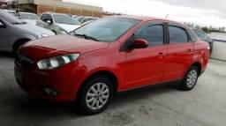 FIAT GRAND SIENA ATTRACTIVE 1.4 8V FLEX Vermelho 2012/2013 - 2012