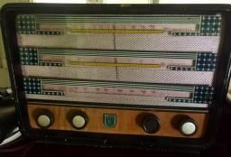 Rádio antigo Eldra Americano década de 70