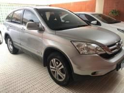 Honda Crv 2.0 Exl 4X4 16V 2010 Gasolina 4P Aut. Baixo km Muito Conservado - 2010