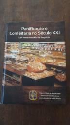 Livro Panificação e confeitaria no seculoXXI