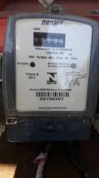 Nansen Relógio Energia Medidor