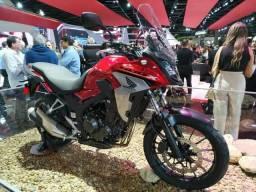 Cb500x ano2019 modelo 2020