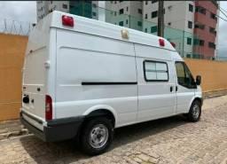 Ambulância/parcelamentos - 2013