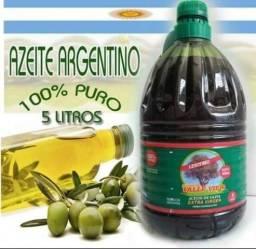 Azeite de Oliva Extra Virgem Valle Viejo 5 Litros