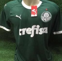 Camisa do Palmeiras Puma Modelos 2019 Nova Entrego cdf310856bd22