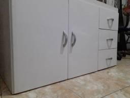 gabinete/armário cozinha branco (115 x 47 x 67 cm)