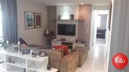 Apartamento à venda com 3 dormitórios em Vila prudente, São paulo cod:210715