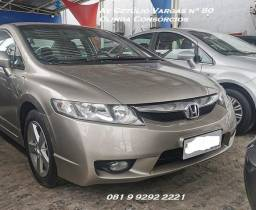 Honda Civic 2010 Completo Mensais de 419,00