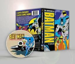 Batman Série de 66' e 78' Com Batmirim