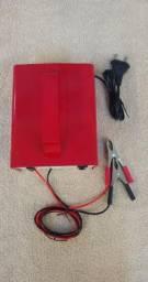 Carregador De Bateria 12v Inteligente Cf20] *