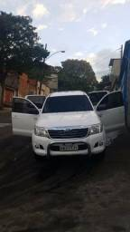 Hilux 2014 gnv doc 2020 - 2014