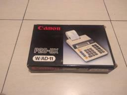 Calculadora eletrônica Canon p20 dx