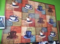 Placa de Café