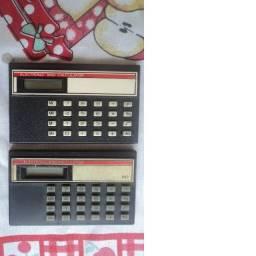 Lote de 2 Mini Calculadoras