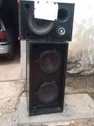 Vender duas caixas de som