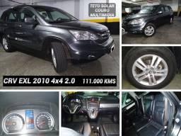 Honda Crv Exl 2.0 Automática 4x4 Top Teto Couro Multimídia R 41.500,00