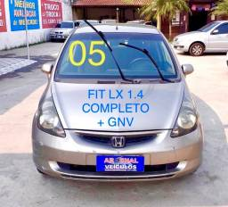 Fit lx 1.4 2005 completo + Gnv