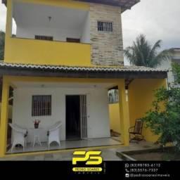 Casa com 4 dormitórios à venda, 200 m² por R$ 450.000 - Poço - Cabedelo/Paraíba