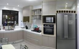 Apartamento Garden com 3 dormitórios à venda, 150 m² por R$ 850.000 - Granbery - Juiz de F