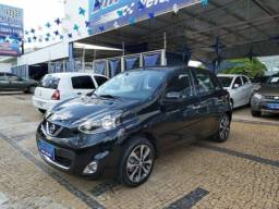 NISSAN MARCH 2016/2017 1.6 SL 16V FLEX 4P MANUAL