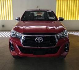 Toyota Hilux 2.8 SRX 4X4 CD