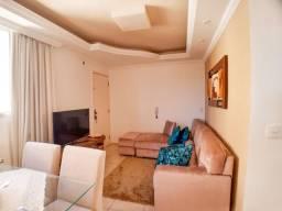 Apartamento à venda com 2 dormitórios em Letícia, Belo horizonte cod:17139