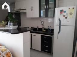 Apartamento para alugar com 1 dormitórios em Prainha, Guarapari cod:H5104