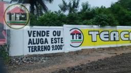 Área, 9000 m² - venda por R$ 8.100.000,00 ou aluguel por R$ 15.000,00/mês - Nova Marabá -